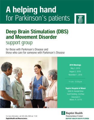 DBS Parkinson's Disease Support Group