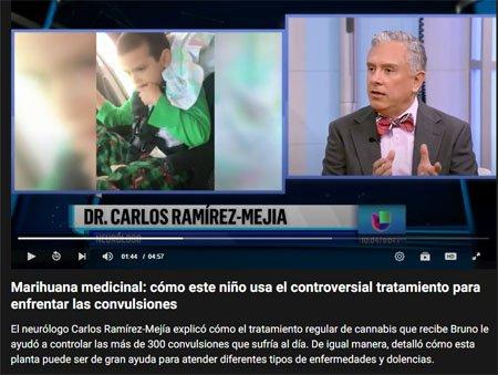 Univision - Marihuana Medicinal
