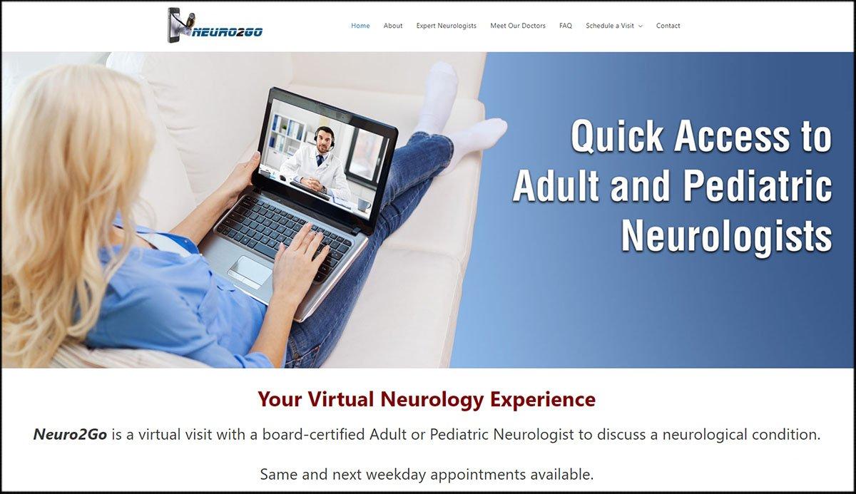 Neuro2Go Virtual Neurology Visit