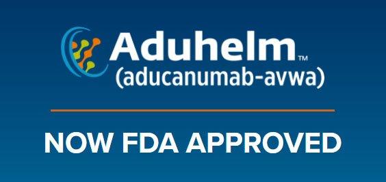 Biogen's Aducanumab Promising Alzheimer's Treatment