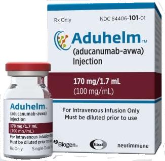 aduhelm Alzheimer's drug