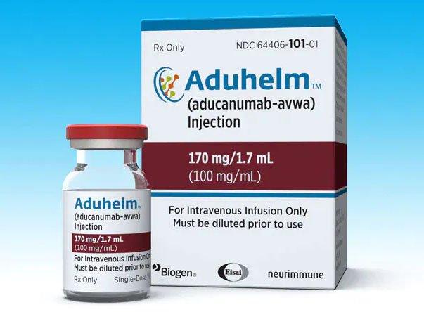 Aducanumab Infusion Treatment